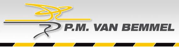Logo P.M. van Bemmel